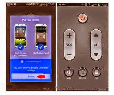 Cara Android Jadi Remote TV