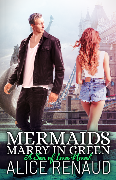 Mermaids Marry in Green cover