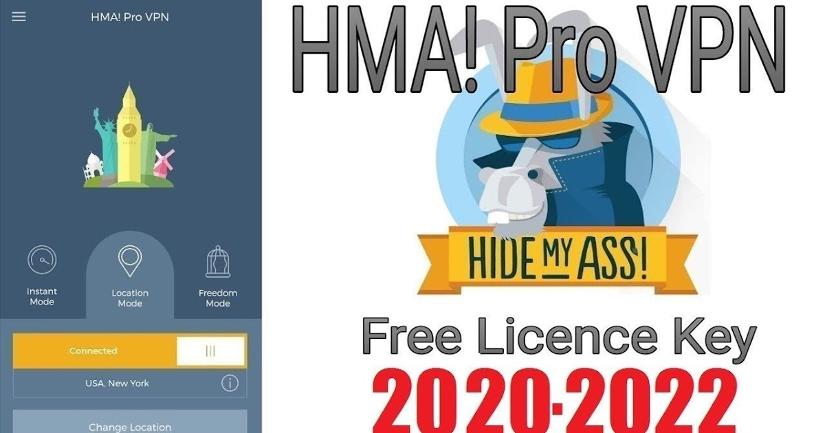 HMA pro VPN | NEW LICENSE KEY 2021 | 100% WORKING | HOW TO ...