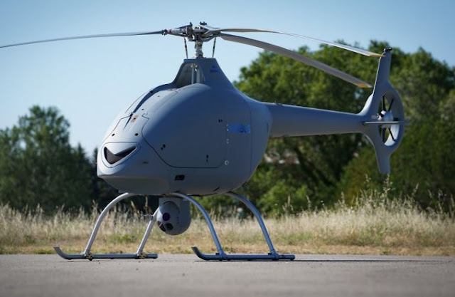 Airbus VSR700 unmanned helicopter