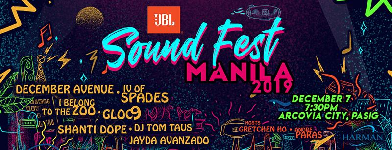 JBL Sound Fest Manila 2019