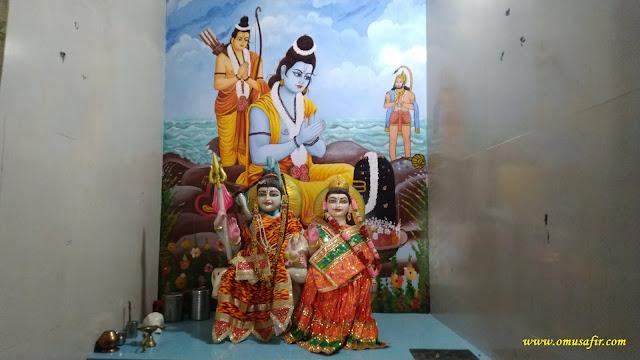 shiv temple faridabad
