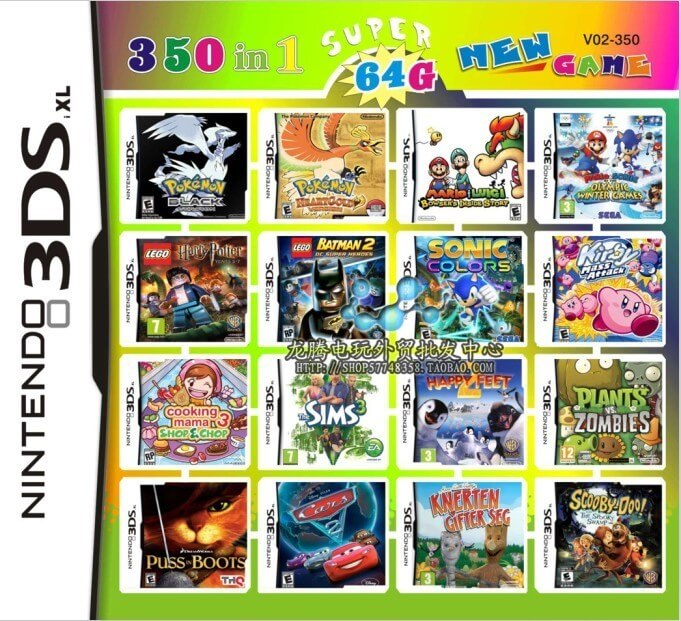 Nintendo games - All Nintendo 3DS Games Download