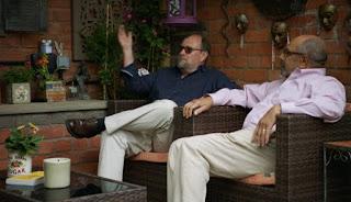 Nigel and Vincent