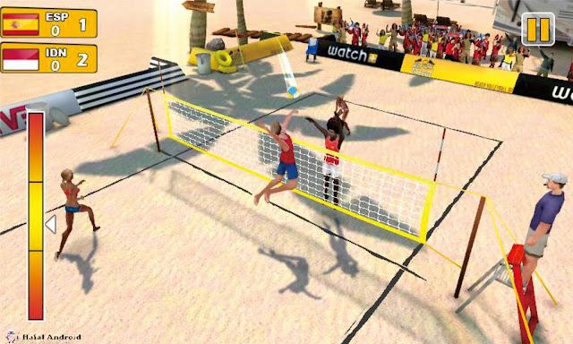 Voli Pantai 3D