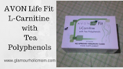 AVON Life Fit L-Carnitine with Tea Polyphenols #ProductReview #AvonPH