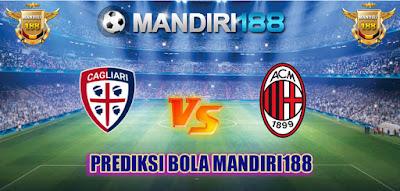 AGEN BOLA - Prediksi Cagliari vs AC Milan 28 Mei 2017