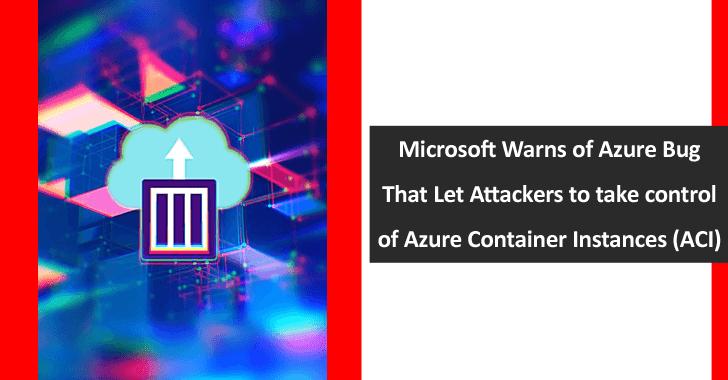 Microsoft Warns of Azure Bug