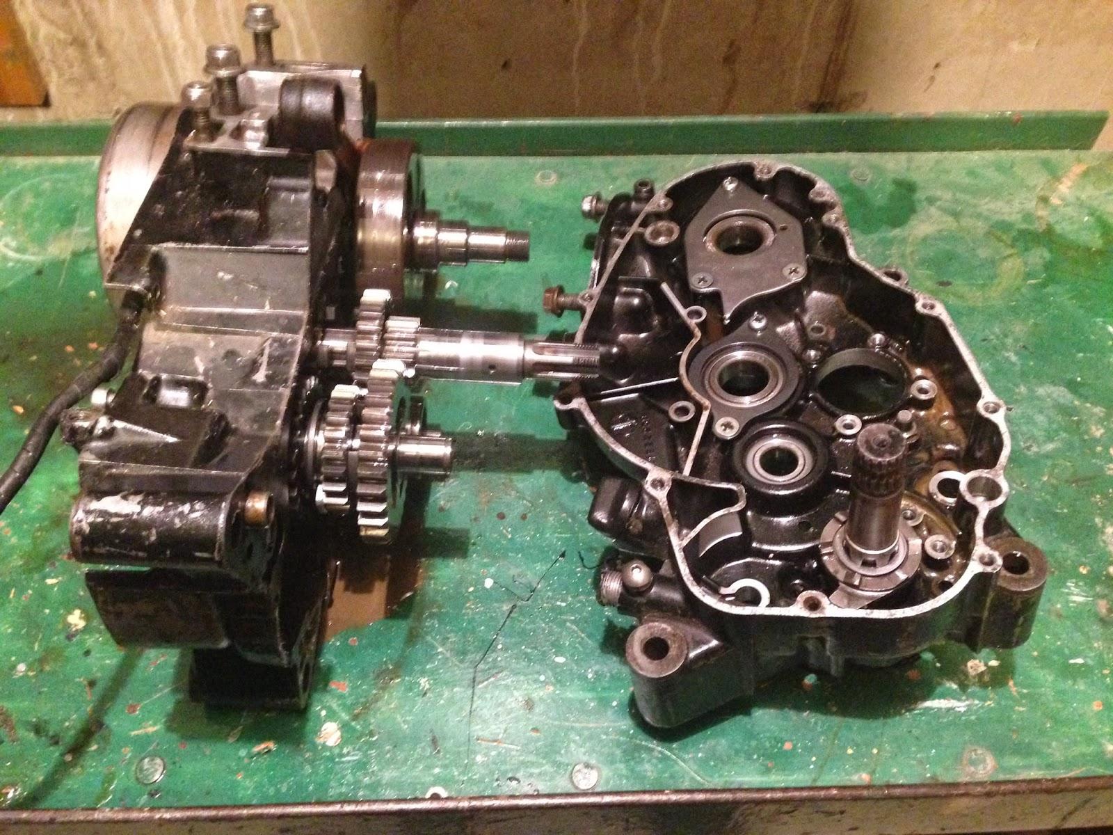 Part 2 - The Engine Rebuild