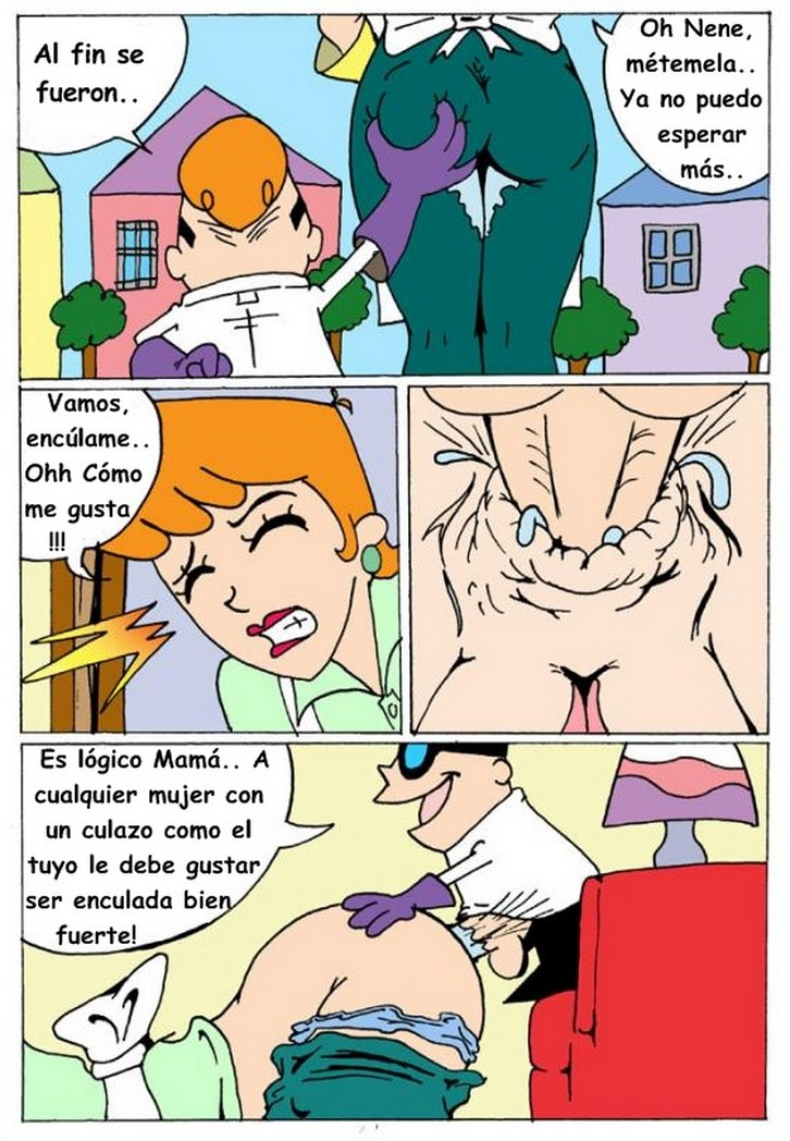 Laboratorio de dexter xxx opinion