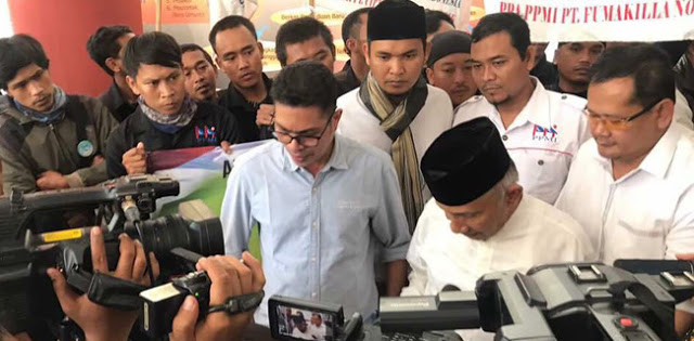 Rakyat Dukung Amien Rais Tarik PAN Dari Koalisi Rezim Jokowi