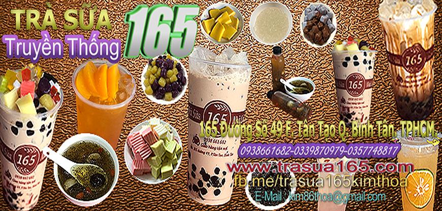 Trà Sữa 165
