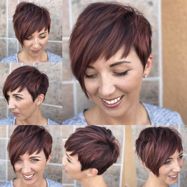 pixie bob haircut short hairstyles gallery 2019