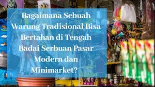 Lawan pasar modern