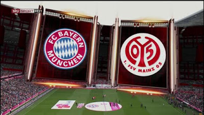 مباراة بايرن ميونخ وماينز 05 كورة توداي مباشر 3-1-2021 والقنوات الناقلة في الدوري الألماني