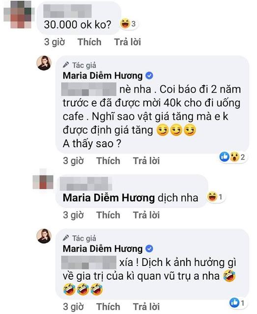 Hoa hậu Diễm Hương nói về con số 30.000 USD/slot: '2 năm trước mời tôi đi cà phê đã 40.000'