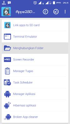 Cara Memindahkan Data OBB/Apiikasi Android ke SDCard