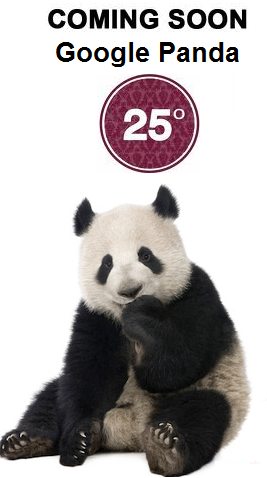 Google Panda 25 Coming Soon