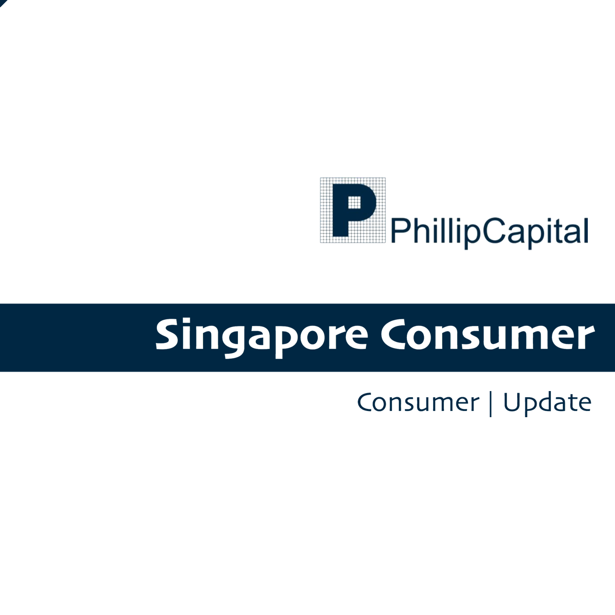 Singapore Consumer Monthly - Phillip Securities 2018-04-16: Set For Stronger Growth In 2018