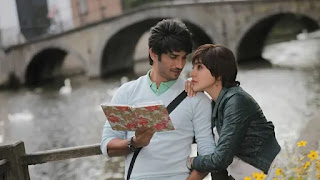 sushant singh rajput with anushka sharma in film 'PK'