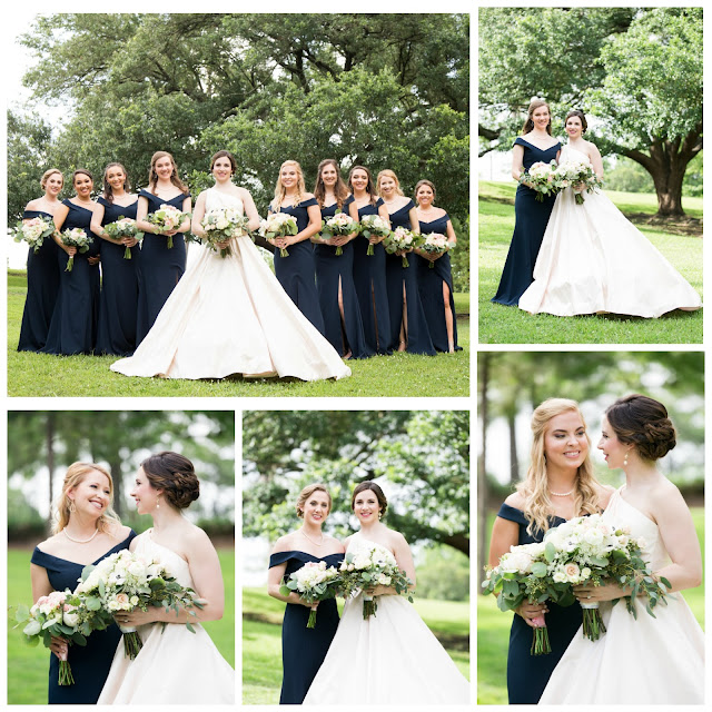 Houston Racquet Club Weddings _ Lawrence Elizabeth Knox Photographer _ June Wedding Inspiration Houston Texas