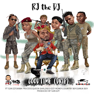 rj the dj - good time drip feat abba country boy giggy money sanja boy queen darleen