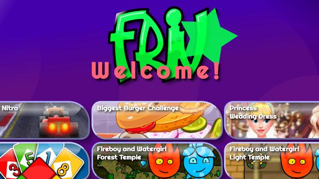 Game Friv: Situs Bermain Game Online Gratis & Ringan di PC