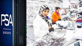 شركة بيجو وسيتروين توظف 160 عامل كابلاج
