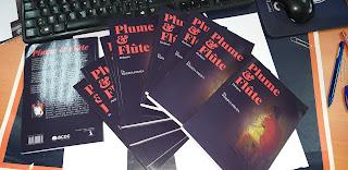 Paru aux éditions Mabiki, Plume & Flûte enfin disponible !!!