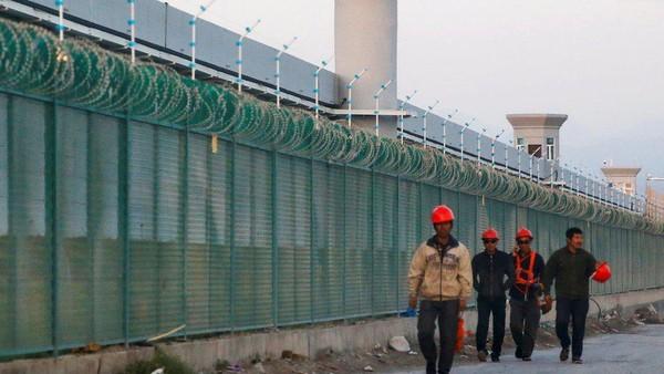 Dikritik Inggris Soal Uighur, China: Jangan Ikut Campur!