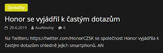 http://azanoviny.wz.cz/2019/06/29/honor-se-vyjadril-k-castym-dotazum/