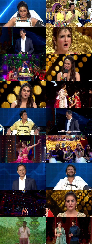 Screenshots Of Hindi Show Nach Baliye Season 9 1st September 2019 Episode 14 300MB 480P HD