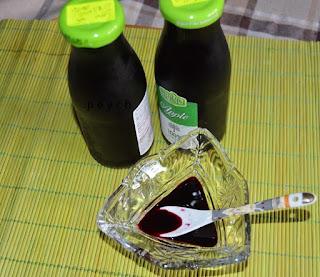 Сок от бъзак /Черен бъз/