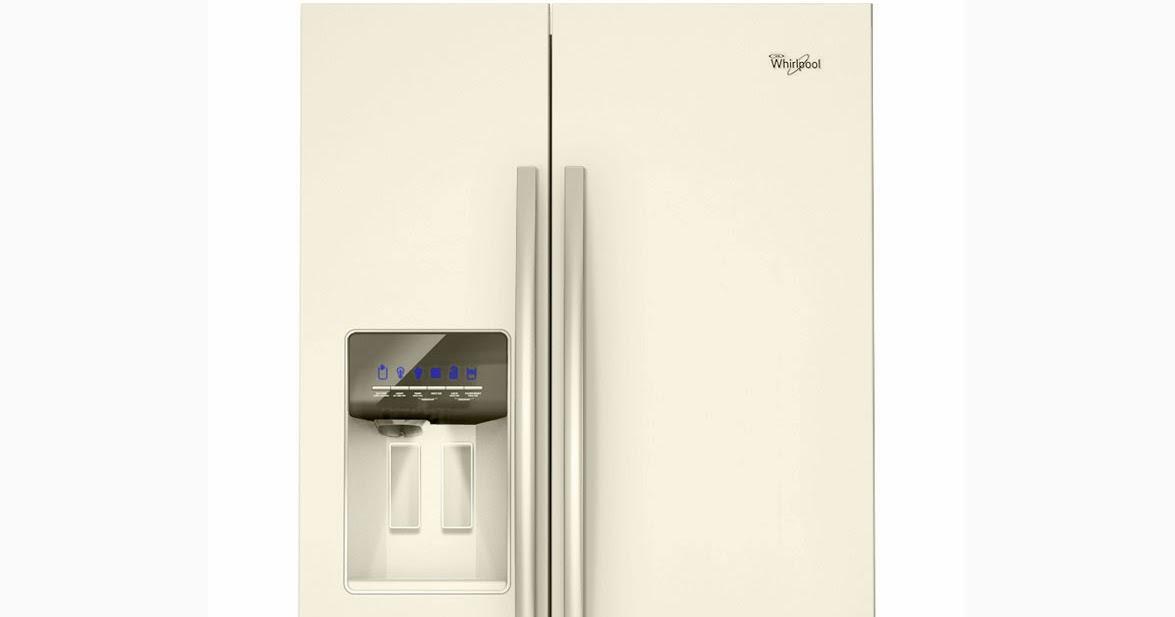 Whirlpool Refrigerator Brand Bisque Whirlpool Gsf26c4ext