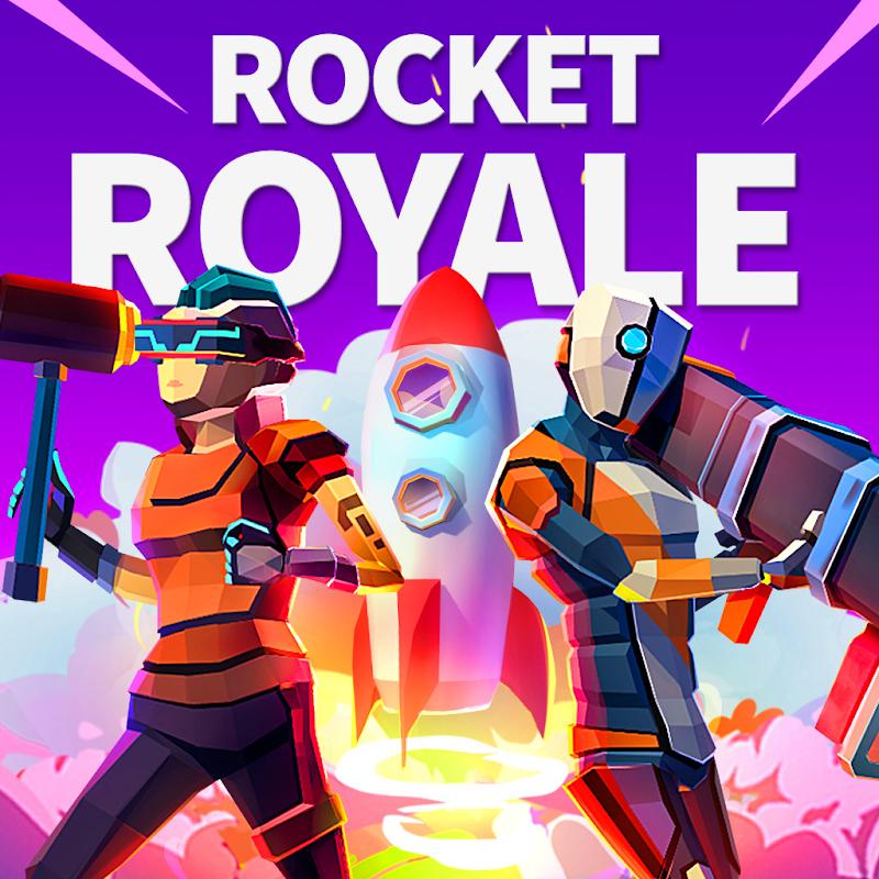 Rocket Royale v2.1.3 Apk Mod [Dinheiro Infinito]