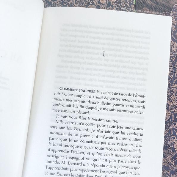 Roman Ado : All our Hidden Gifts - La gouvertante