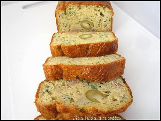 Mon Tiroir A Recettes Blog De Cuisine Cake De Sophie Au Thon