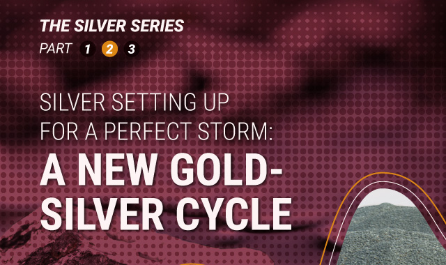 Silver storm in the Silver-Gold cycle