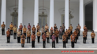 Tugas Kementerian Negara Republik Indonesia Beserta Penjelasannya Terlengkap