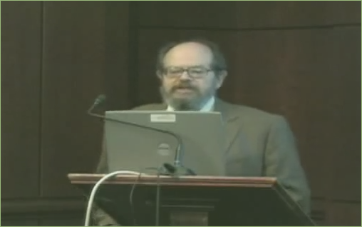 Richard Lindzen, Ph.D. Lecture Deconstructs Global Warming Hysteria