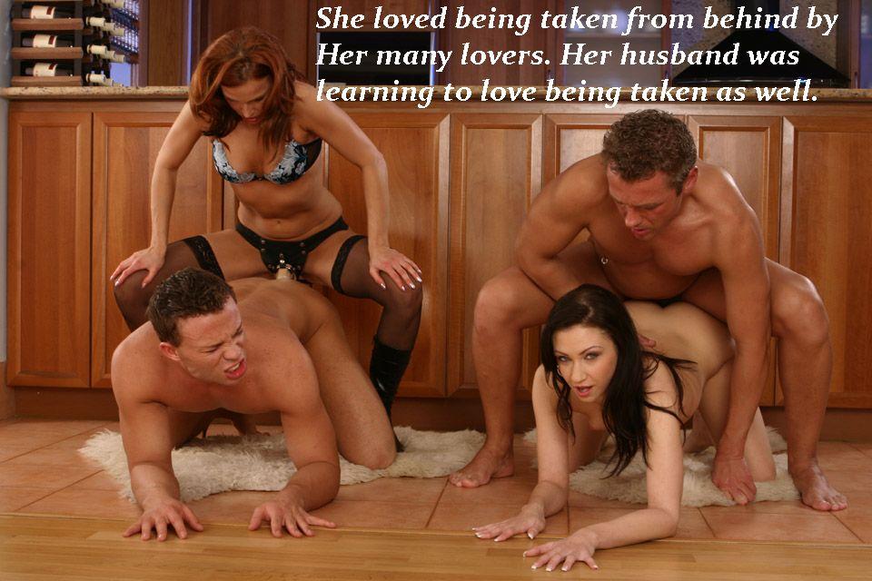 Brunette slave gangbanged part 4 of 5 7