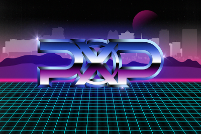 PopXcast Logo Wallpaper