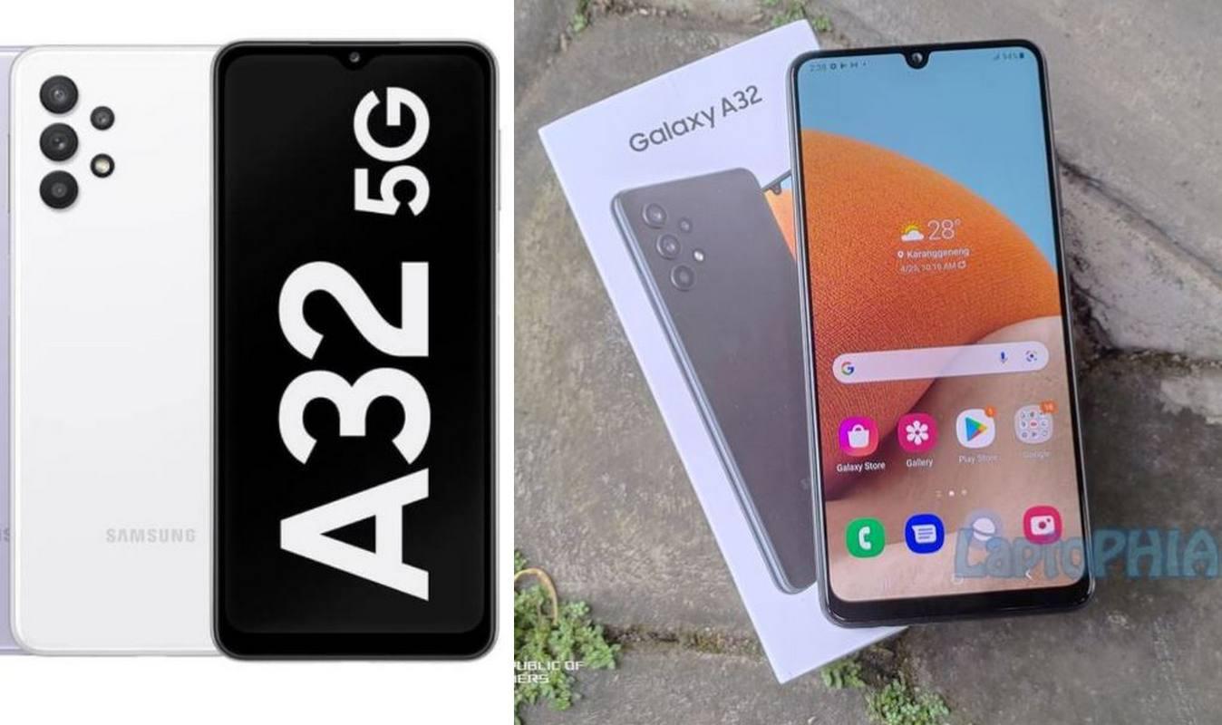 Perbedaan Samsung Galaxy A32 5G vs Samsung Galaxy A32 4G: Mana yang Lebih Layak Beli?