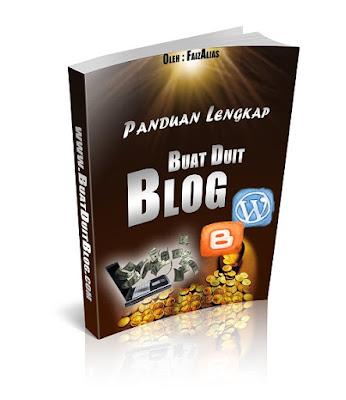 Belajar buat Duit Blog