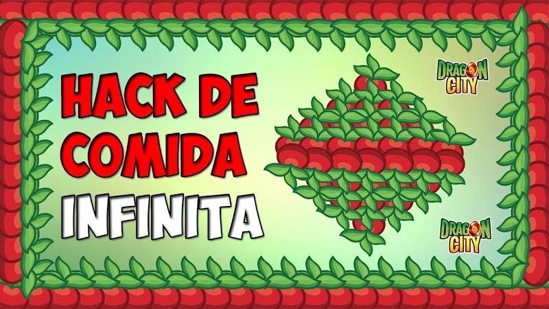 HACK DE COMIDA INFINITA EN DRAGON CITY - JUNIO 2020