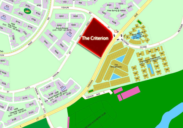 The Criterion EC Location