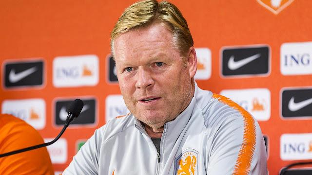 Ronald Koeman in deep worries over Netherlands Euro 2020 squad, Netherlands injury blow