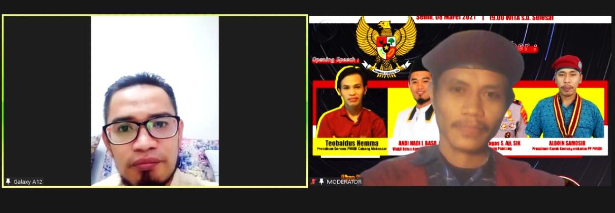 Perkuat Nilai Kebinekaan, PMKRI Makassar Gelar Dialog KebangsaanPerkuat Nilai Kebinekaan, PMKRI Makassar Gelar Dialog Kebangsaan