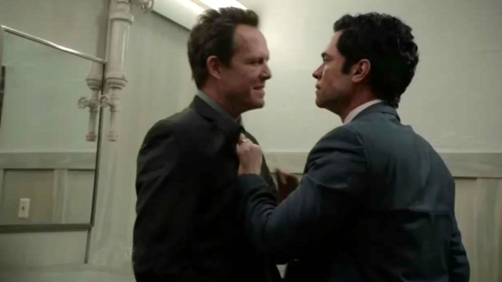All Things Law And Order Law Order Svu Undercover Blue Recap