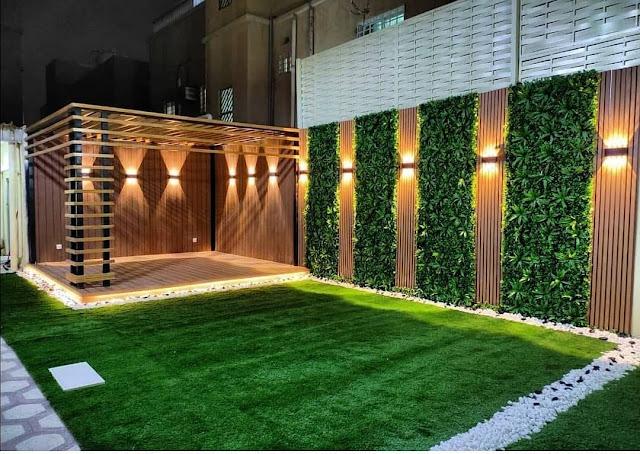 ترتيب حدائق منزلية بالقصيم تجهيز حداق فلل بالقصيم